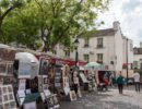 Place du Tertre, Montmartre | Paris Perfect