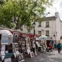 Place du Tertre, Montmartre | Paris Perfect