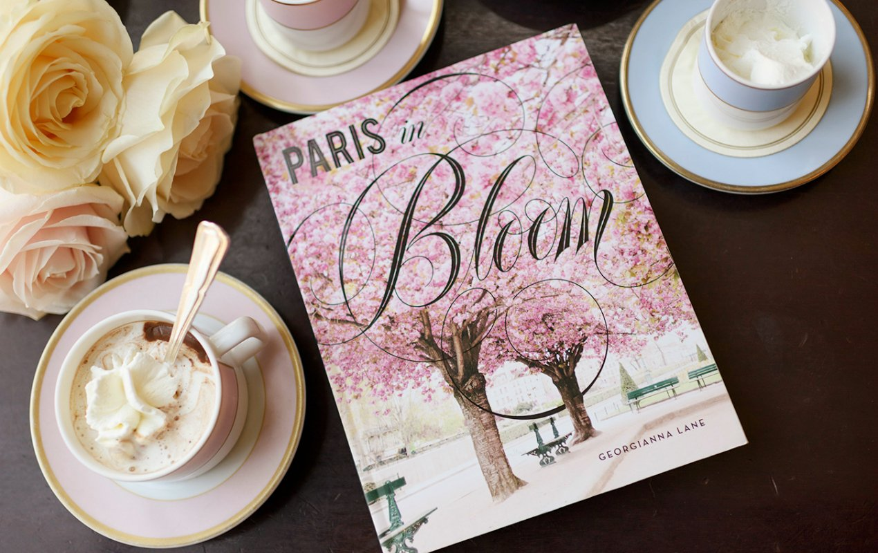 Win a Copy of Paris in Bloom!
