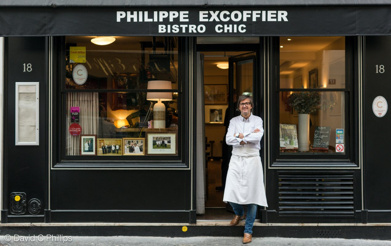 New Exclusive Gourmet Cooking Classes with Chef Philippe Excoffier