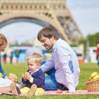 Family Picnic in Paris | Paris Perfect