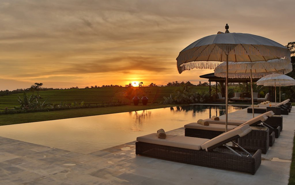 The Perfect Bali Villa: 5-star style & amenities, but completely private, perfect for special events and relaxing vacations alike.