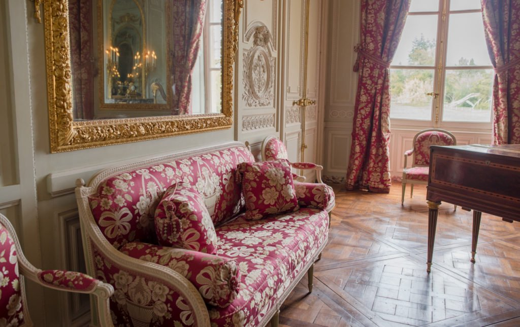 Marie Antoinette's Petit Palace in Versailles | Paris Perfect