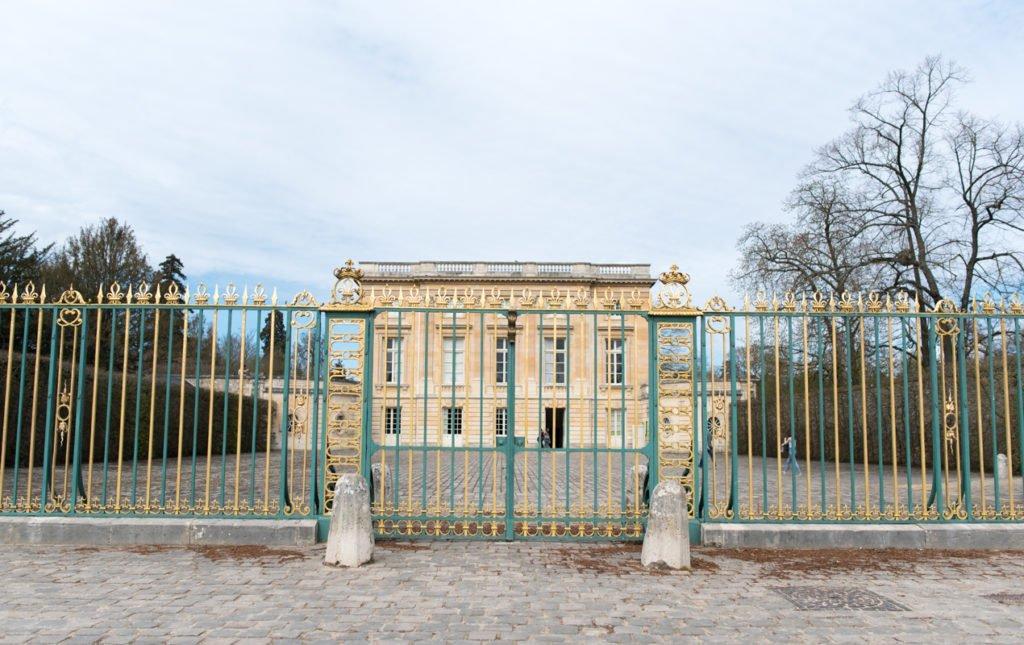 Marie Antoinette's Petit Palace in Versailles | Paris Perfect