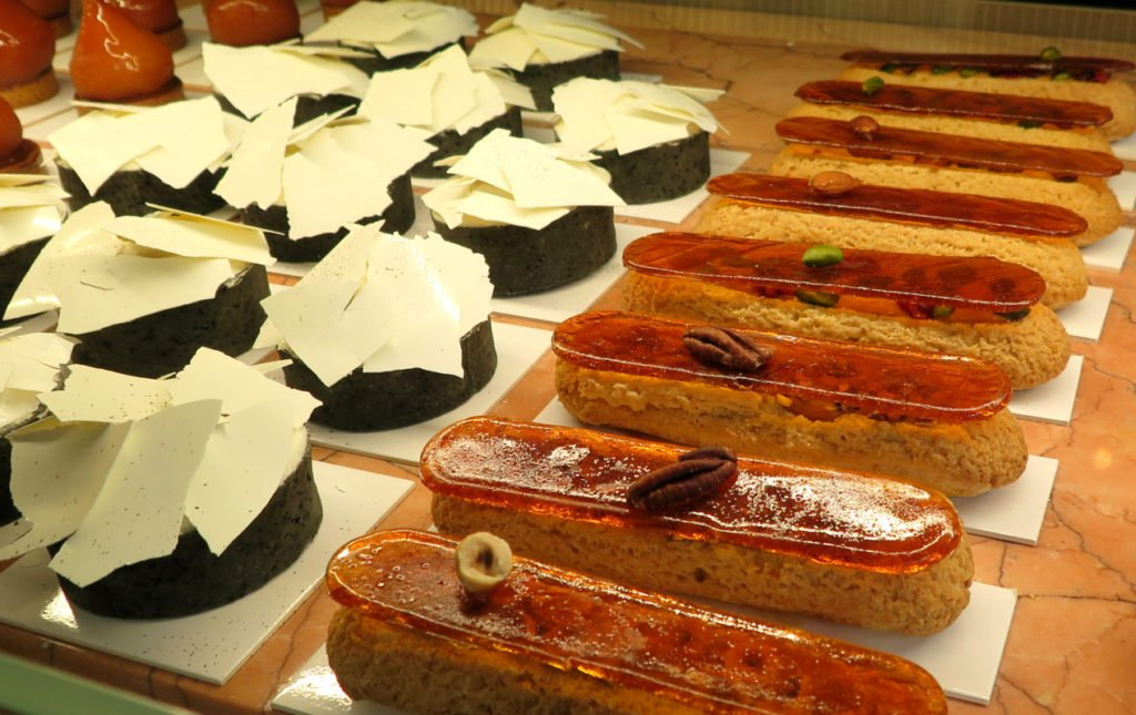 Pastry Shops on Rue Saint Dominique | Paris Perfect