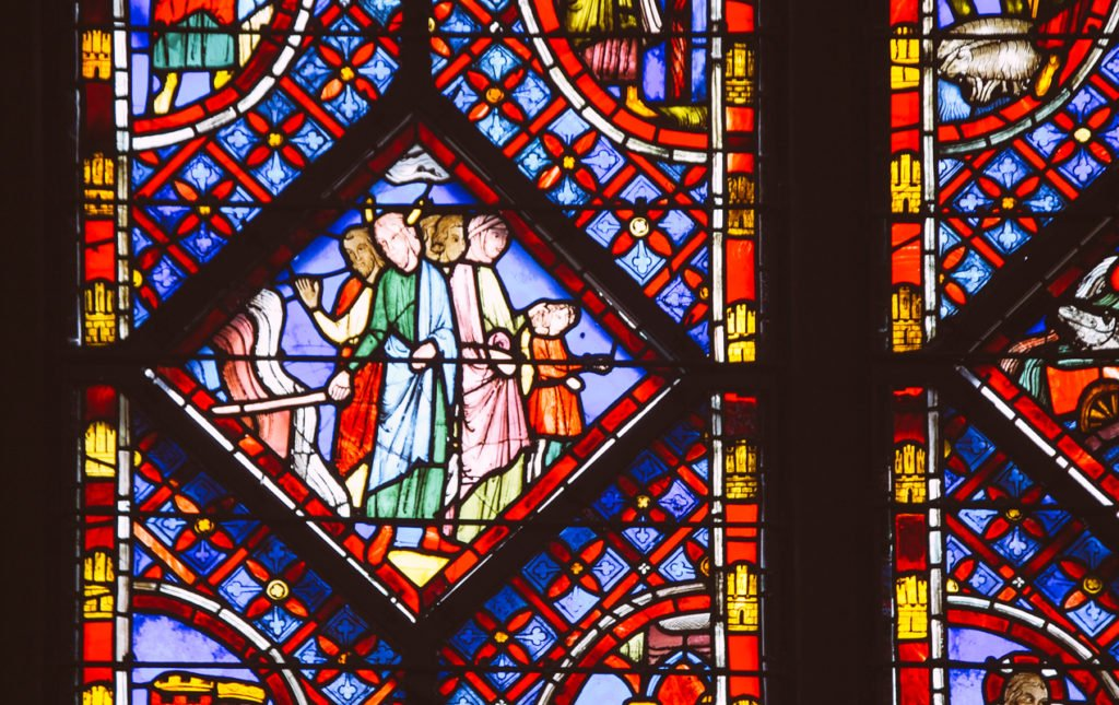 The Dazzling Stained Glass Windows of Sainte-Chapelle | Paris Perfect