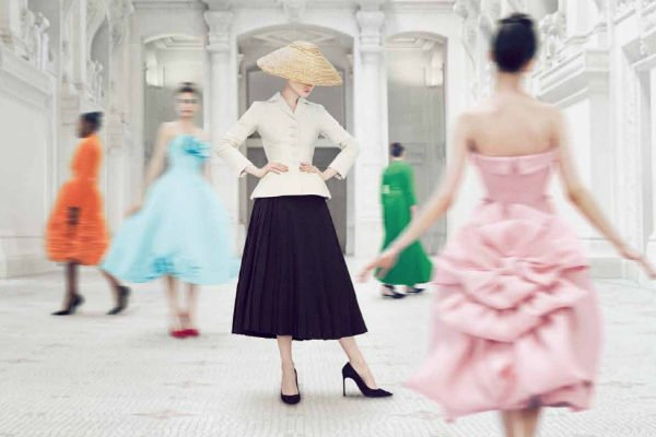 Fashion Meets Impressionism at the Sophie Cochevelou ...