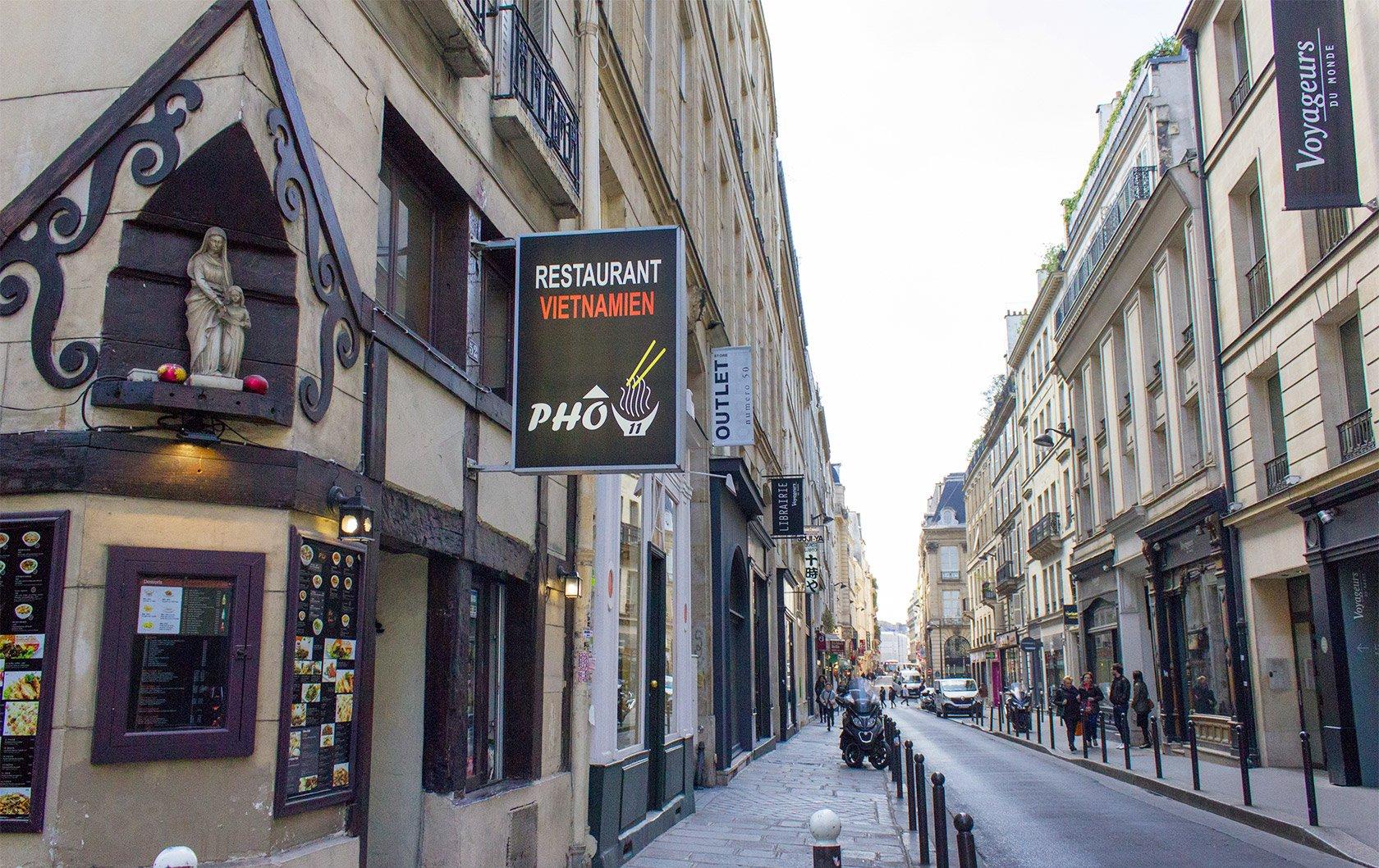 Rue Sainte-Anne: Paris's Little Tokyo