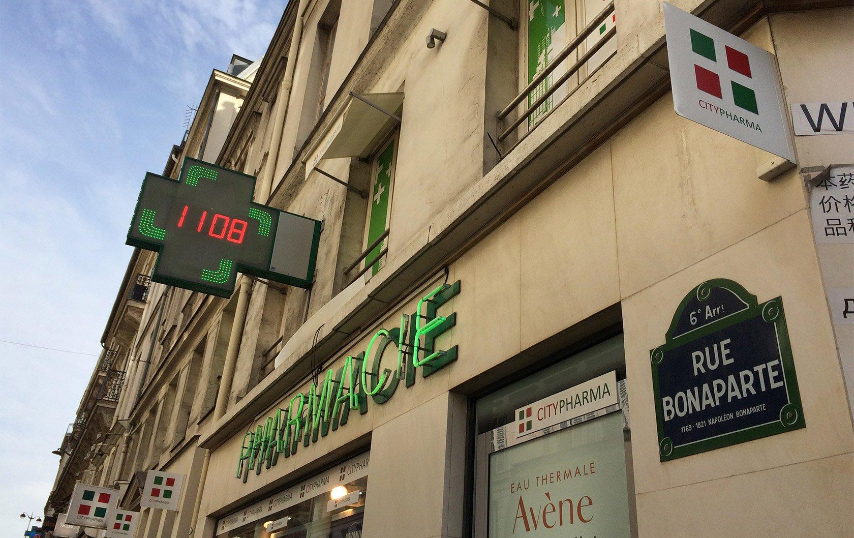 city-pharma-rue-bonaparte