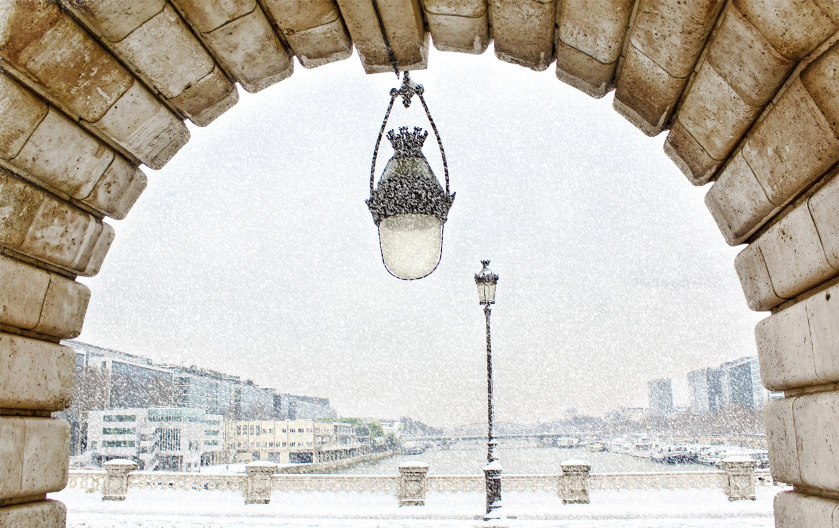 A Winter's Tale: Romantic Paris in December