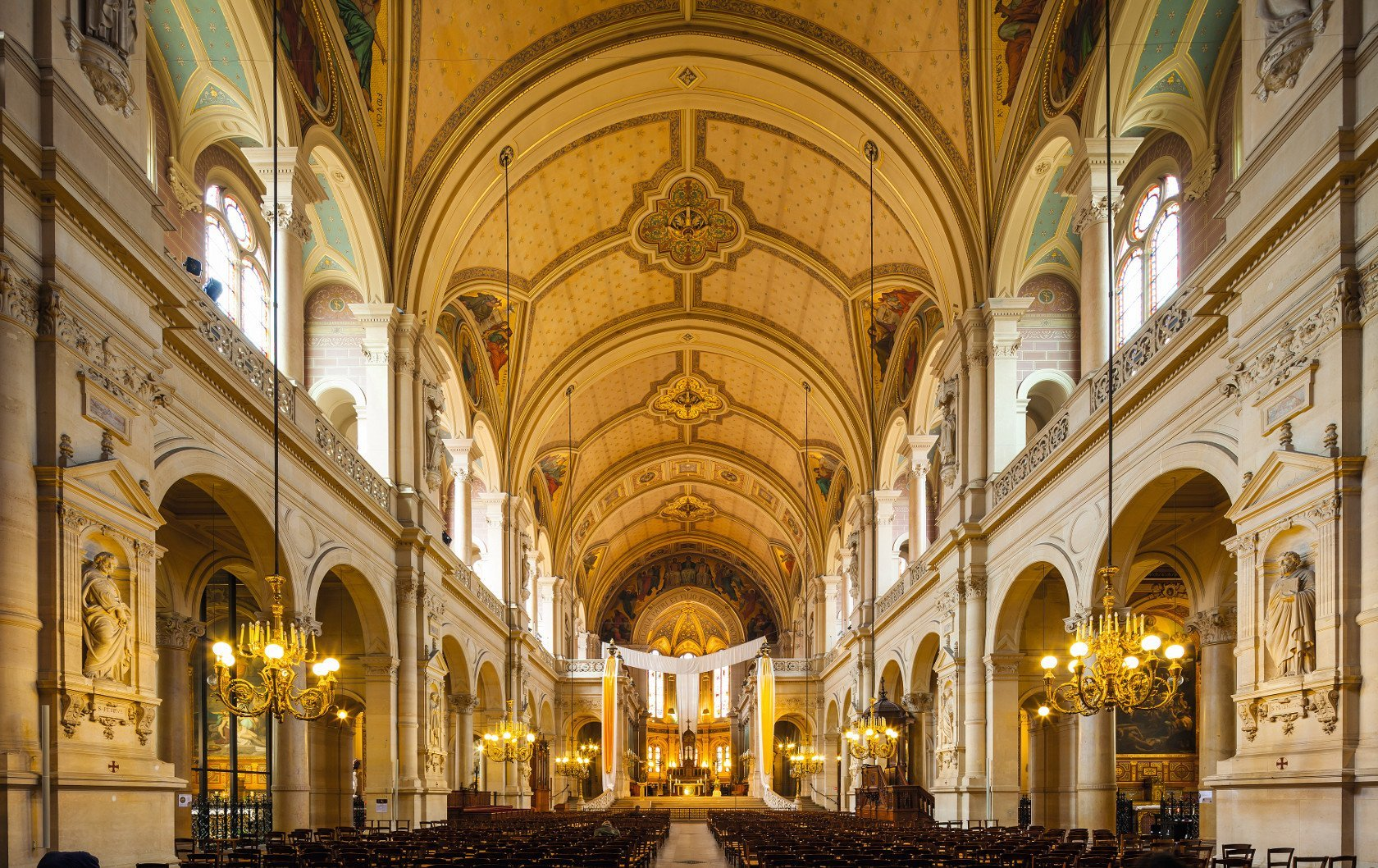 6 Churches in Paris That Aren't Notre Dame