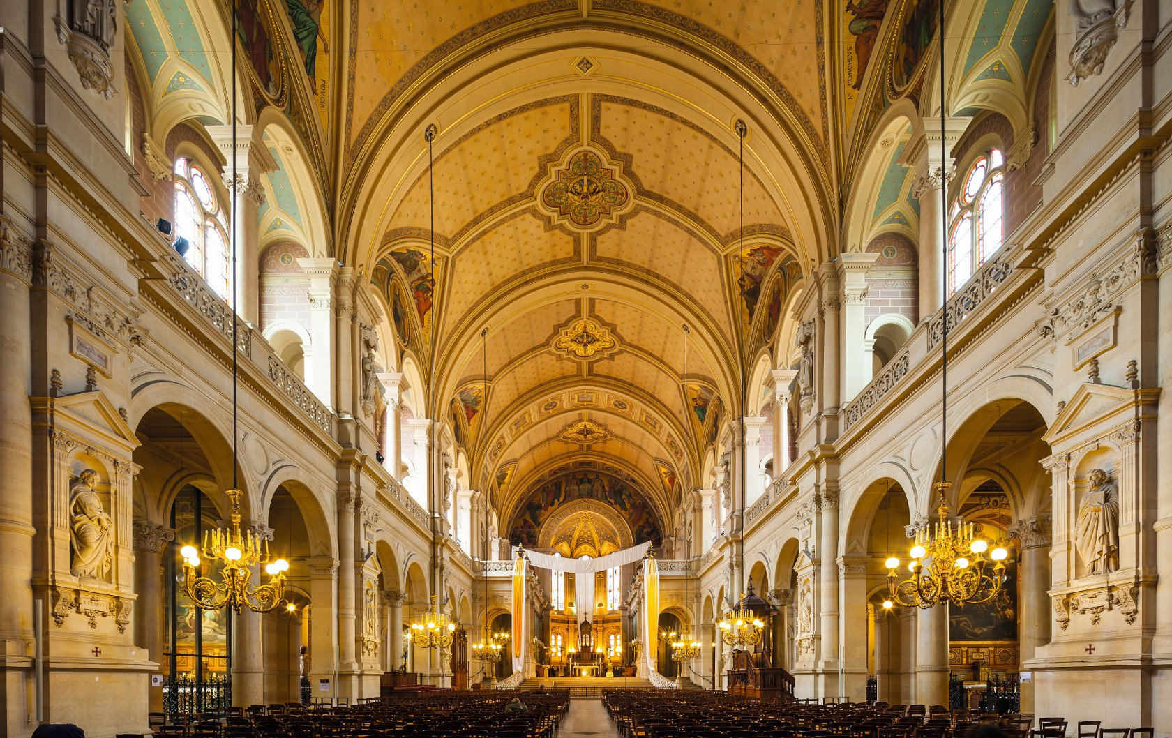 6 Churches in Paris That Aren't Notre Dame by Paris Perfect