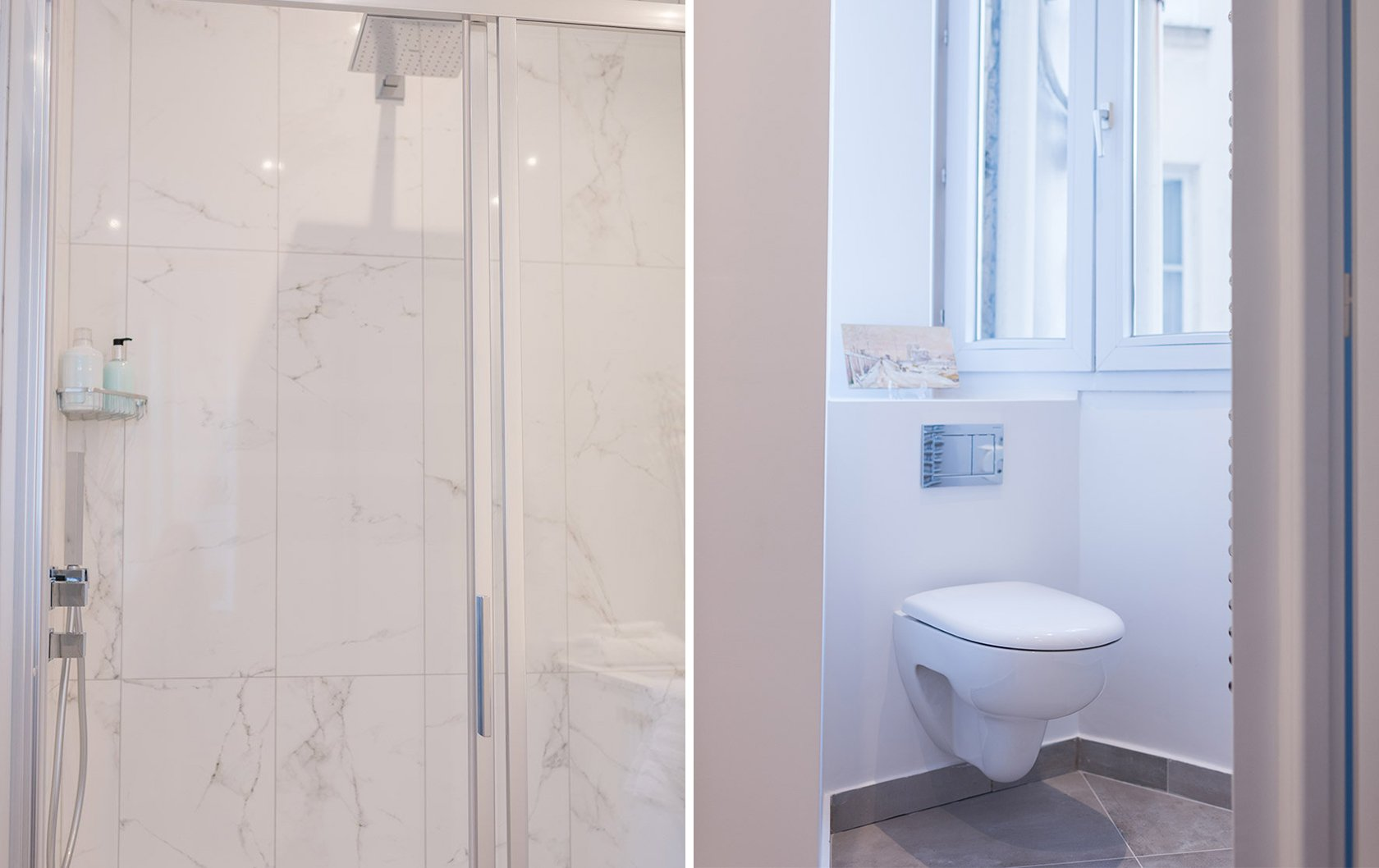 Before & After At The Fabulous New Cairanne Apartment! - Paris Perfect