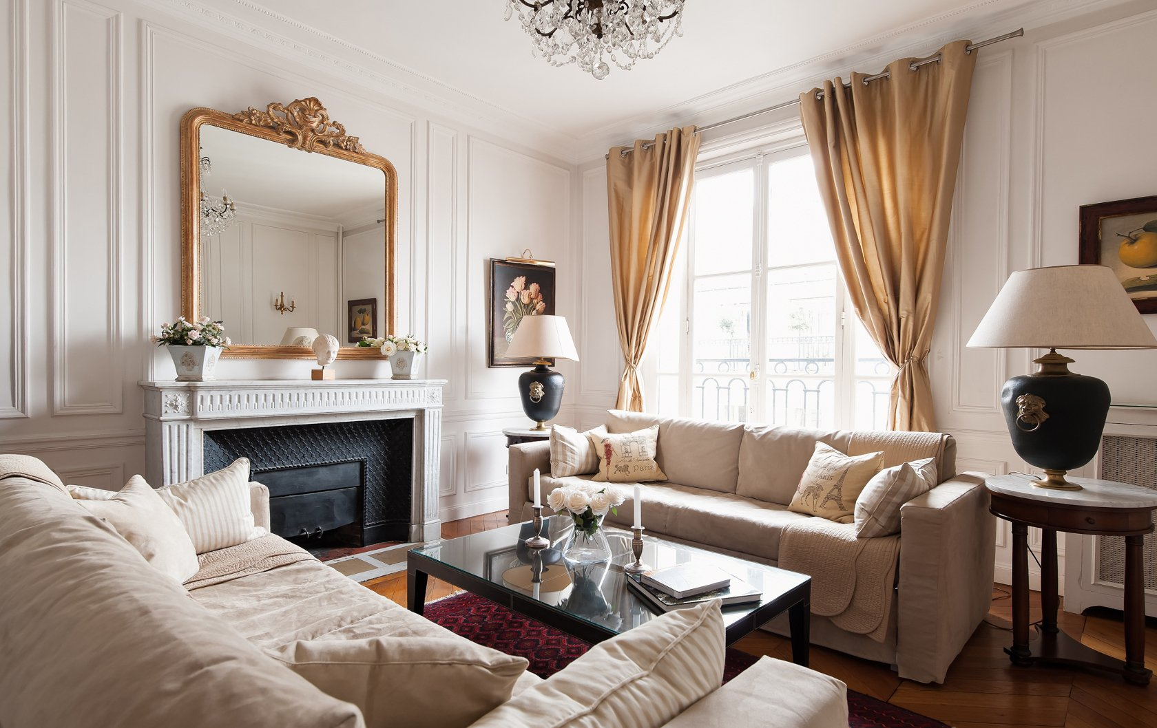 French Design: How to Easily Make Your Home Feel Parisian