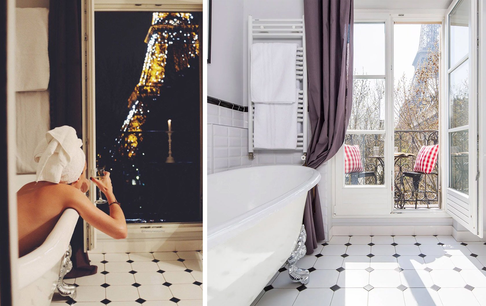 Who Is The Girl In The Paris Bathtub?