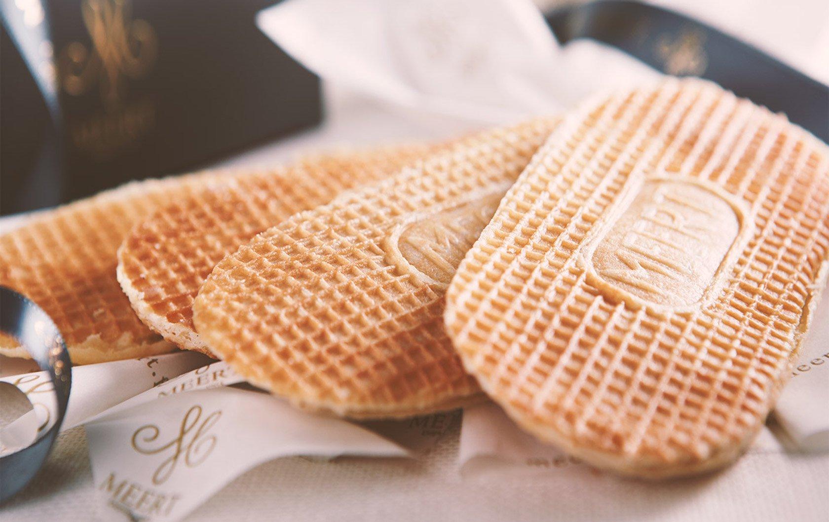 Meert Vanilla Waffles Pastries in Paris
