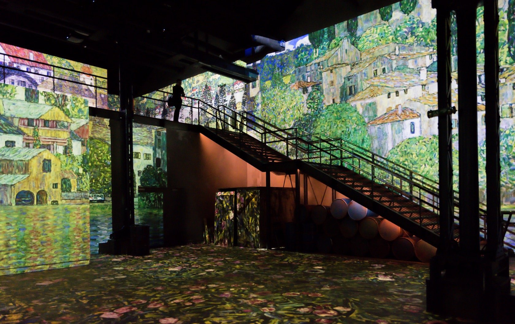 Atelier des Lumières and Musée Yves Saint Laurent: Visit these New Museums in Paris by Paris Perfect