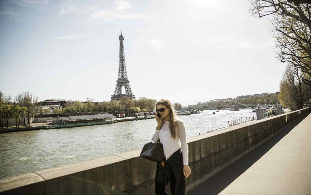what to pack for Paris in the spring