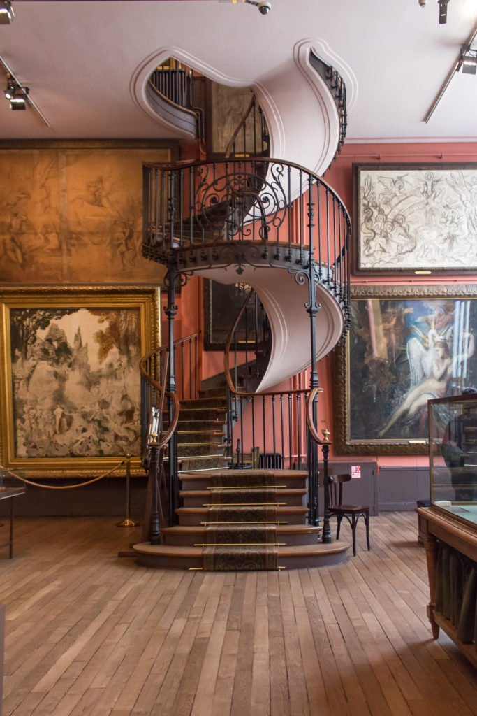 Musee Gustave Moreau- Great Museums in Paris That Aren't the Louvre by Paris Perfect