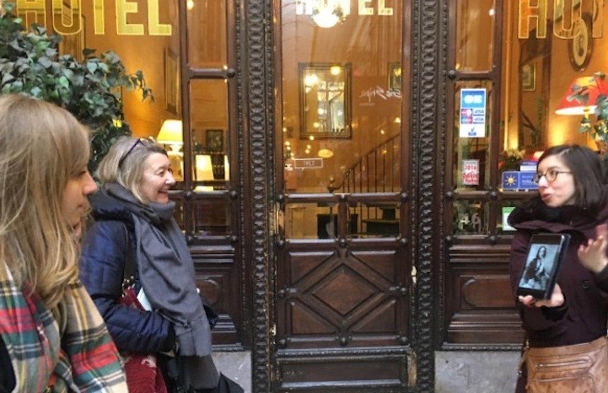 Scandalous Boudoirs and Courtesans: A Unique Paris Tour by Paris Perfect
