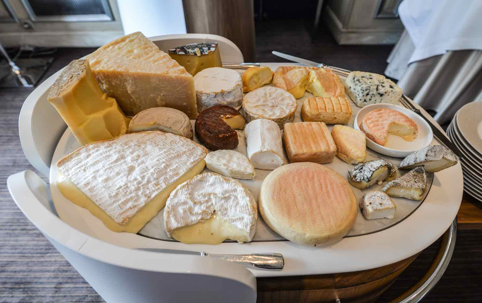 Guess the French Cheeses by Paris Perfect
