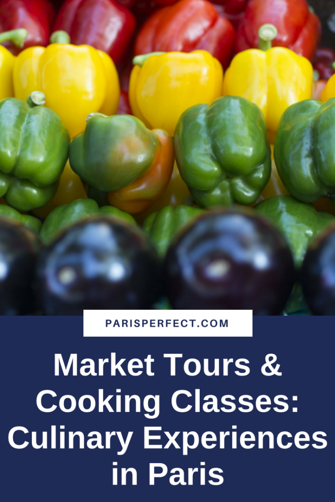 Market Tours and Cooking Classes: Culinary Experiences in Paris