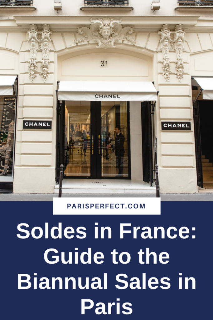 Soldes in France: Guide to the Biannual Sales in Paris