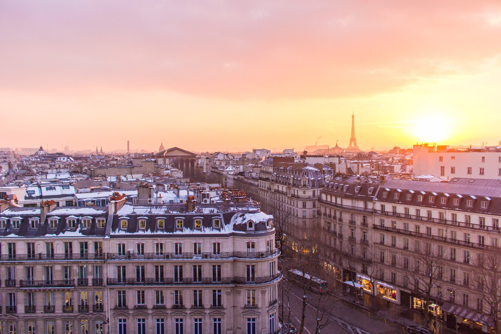 Skip the Crowds: 8 Tourist Places to Avoid in Paris by Paris Perfect View from Printemps