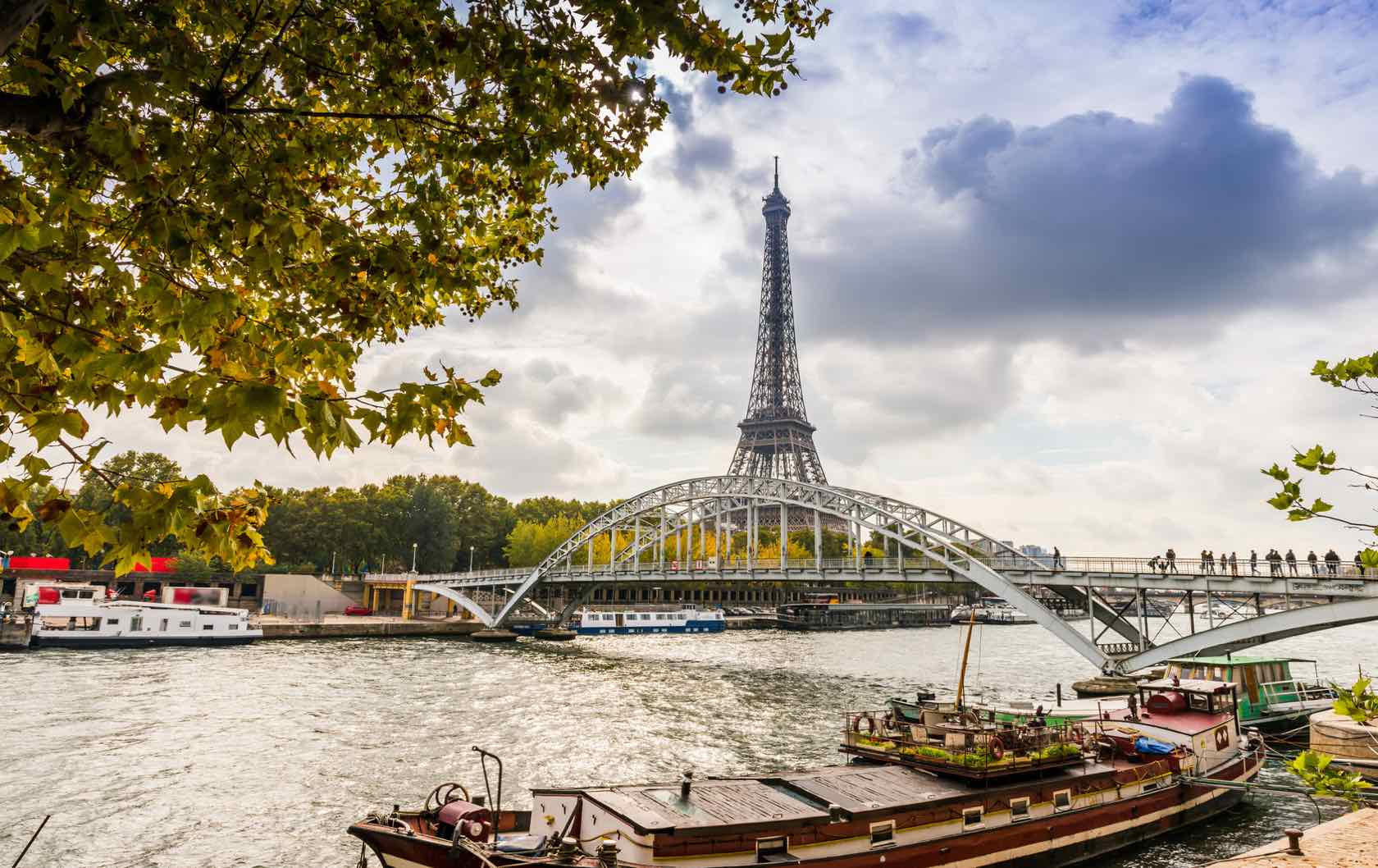 Skip the Crowds: 8 Tourist Places to Avoid in Paris by Paris Perfect Passerelle Debilly