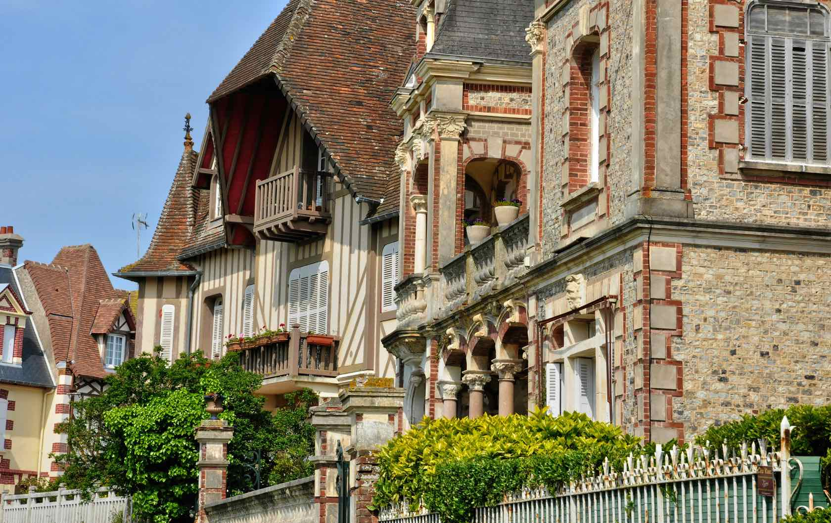 Introducing Our Vacation Rentals in Normandy France by Paris Perfect Cabourg