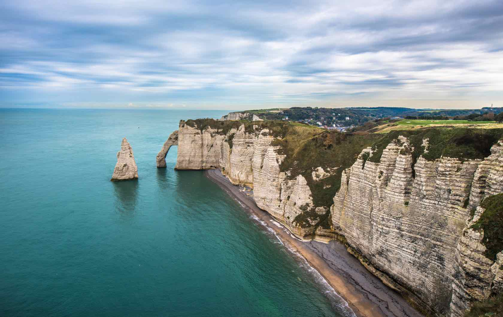Introducing Our Vacation Rentals in Normandy France by Paris Perfect cliffs of Etreat