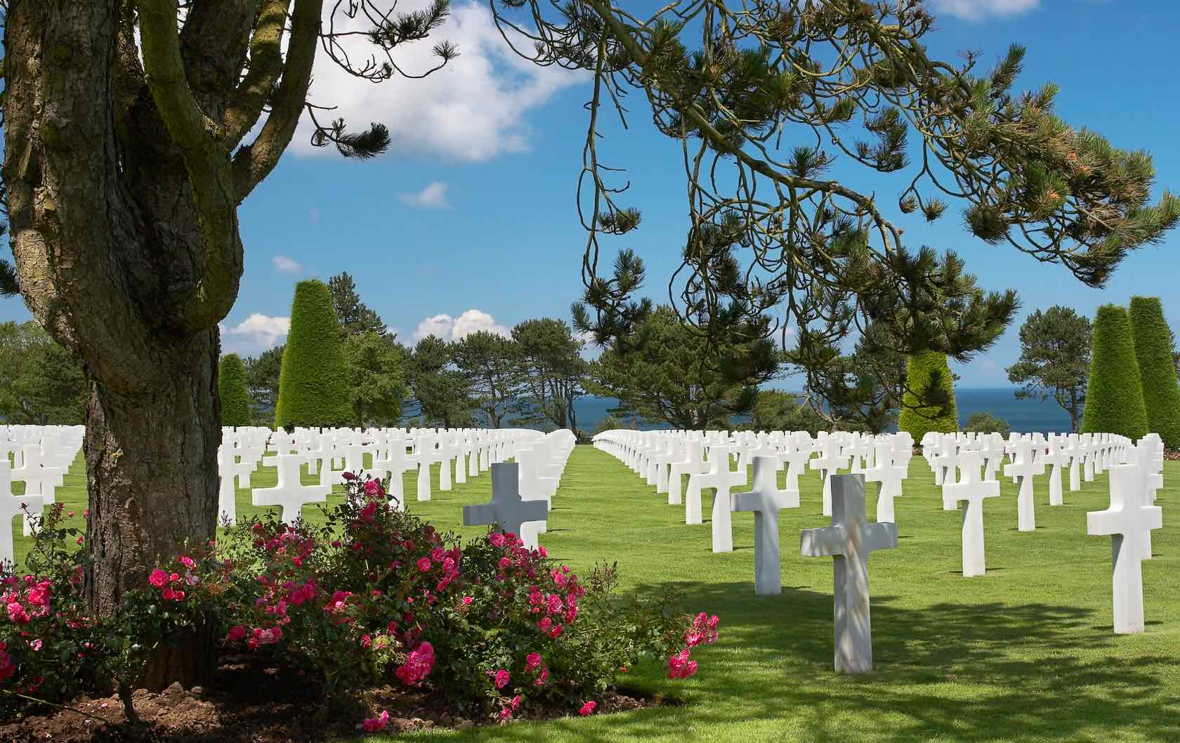 Introducing Our Vacation Rentals in Normandy France by Paris Perfect Normandy American Cemetery
