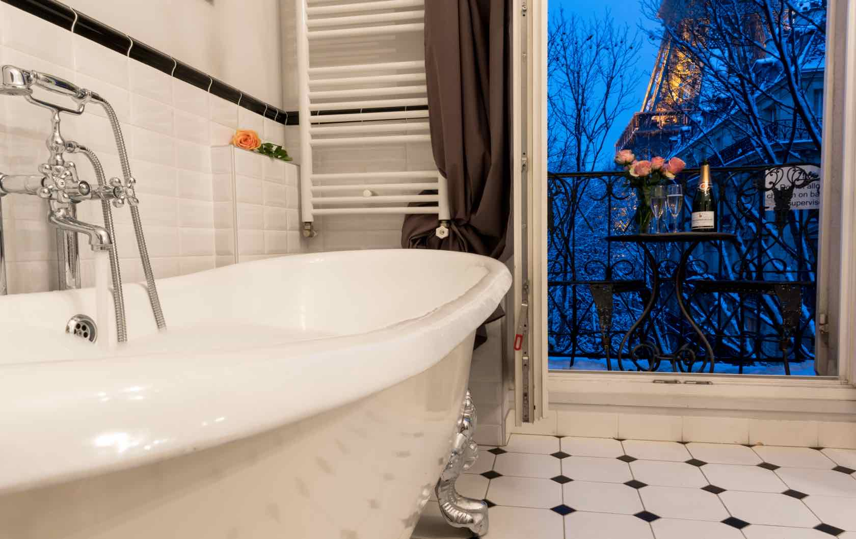 Warm and Cozy Apartments in Paris for Fall and Winter Stays by Paris Perfect Chambertin