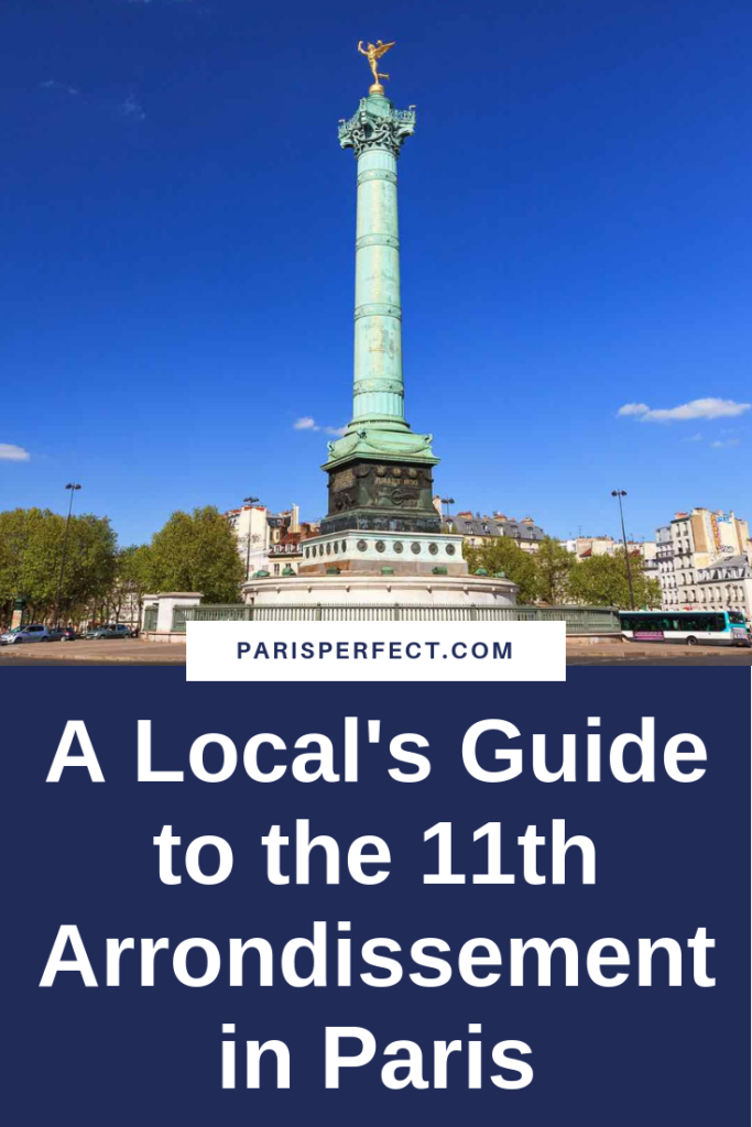 A Local's Guide to the 11th Arrondissement by Paris Perfect Pinterest