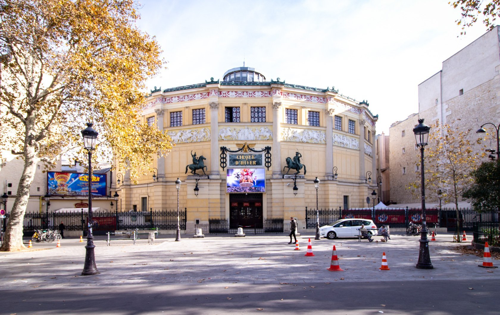 Cirque d'Hiver- A Local's Guide to the 11th Arrondissement