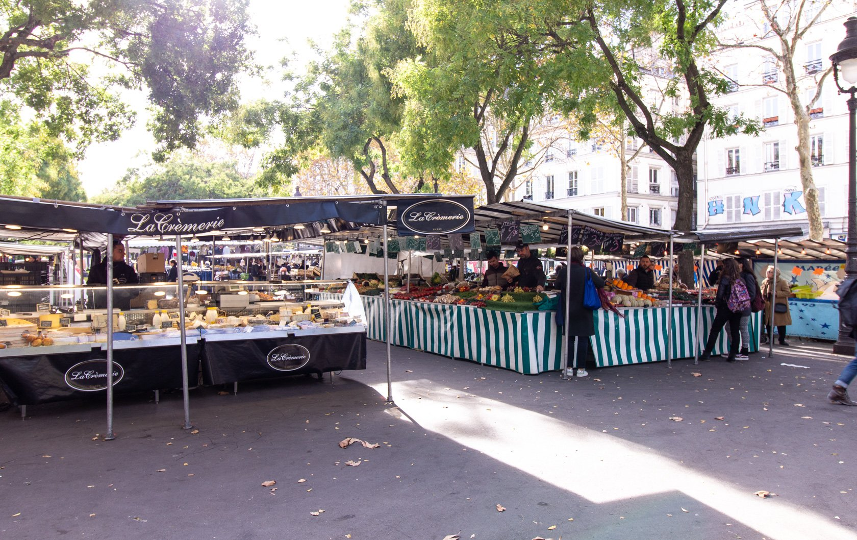 Marché Popincourt- A Local's Guide to the 11th Arrondissement