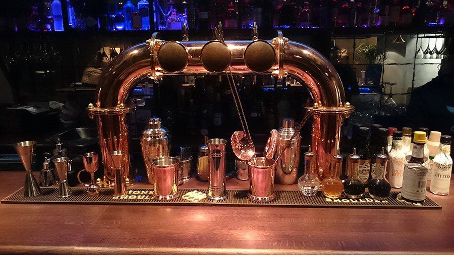 Gentlemen 1919- The Hottest Cocktail Bars in Paris