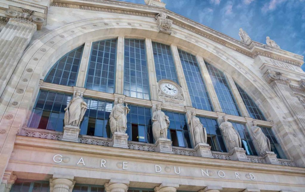 Here's how to Travel from Paris to London by Train by Paris Perfect Gare du Nord
