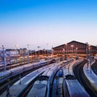 Here's how to Travel by Train from Paris to London by Paris Perfect Gare du Nord