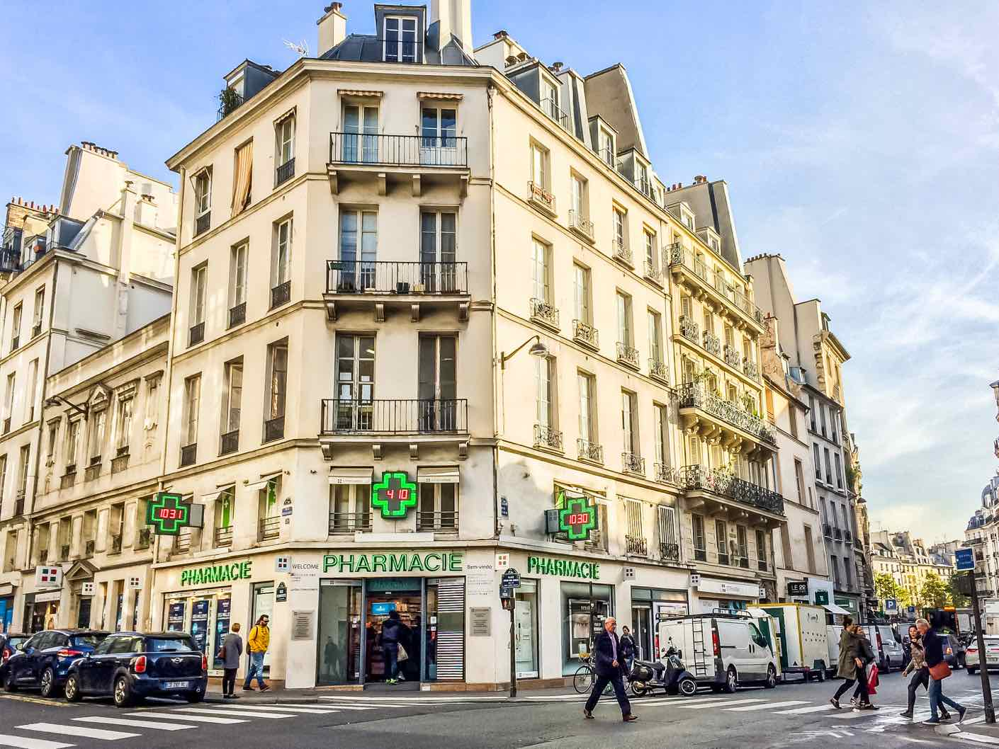 5 Classic Beauty Shops in Paris by Paris Perfect CityPharma