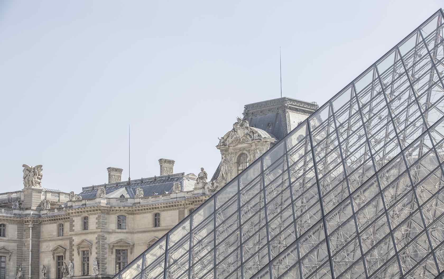 Here's Why You Should Visit France in 2019 by Paris Perfect Louvre Pyramid