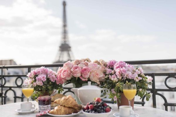 The Prettiest Places to Propose in Paris by Paris Perfect Eiffel Tower Breakfast