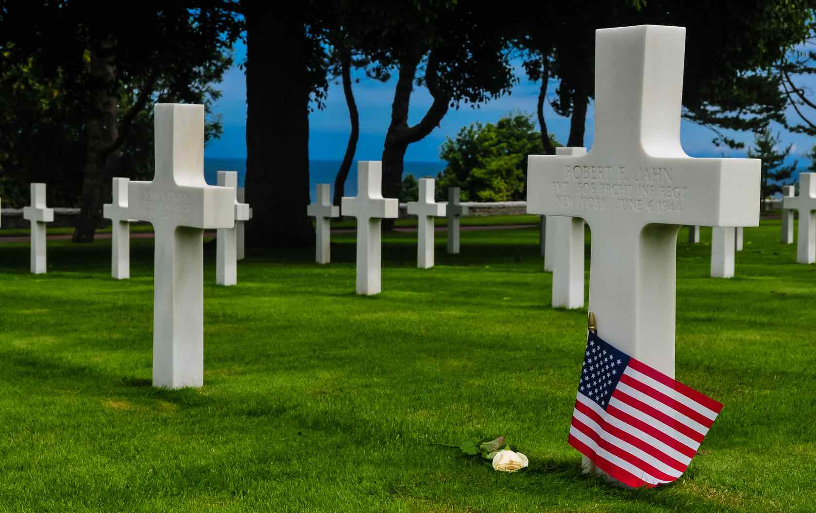 Different Day Trips From Paris by Paris Perfect American Cemetery Normandy