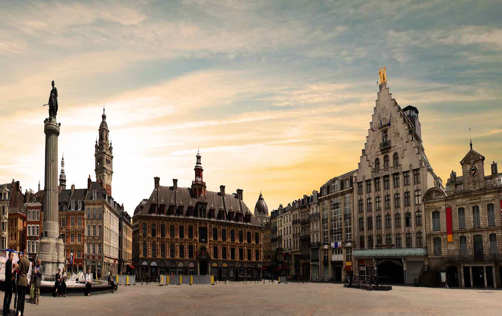 Different Day Trips From Paris by Paris Perfect Lille