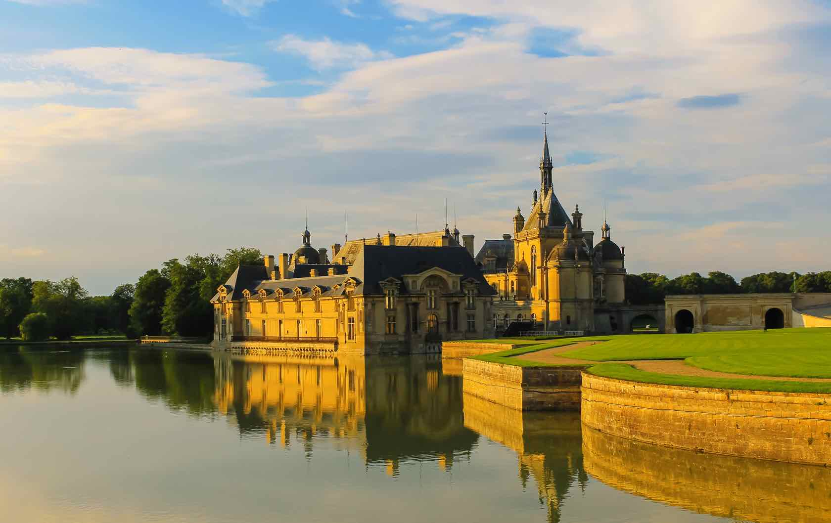 Different Day Trips From Paris by Paris Perfect Chantilly