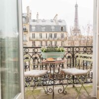 A Fractional Owner Interview Eiffel Tower view