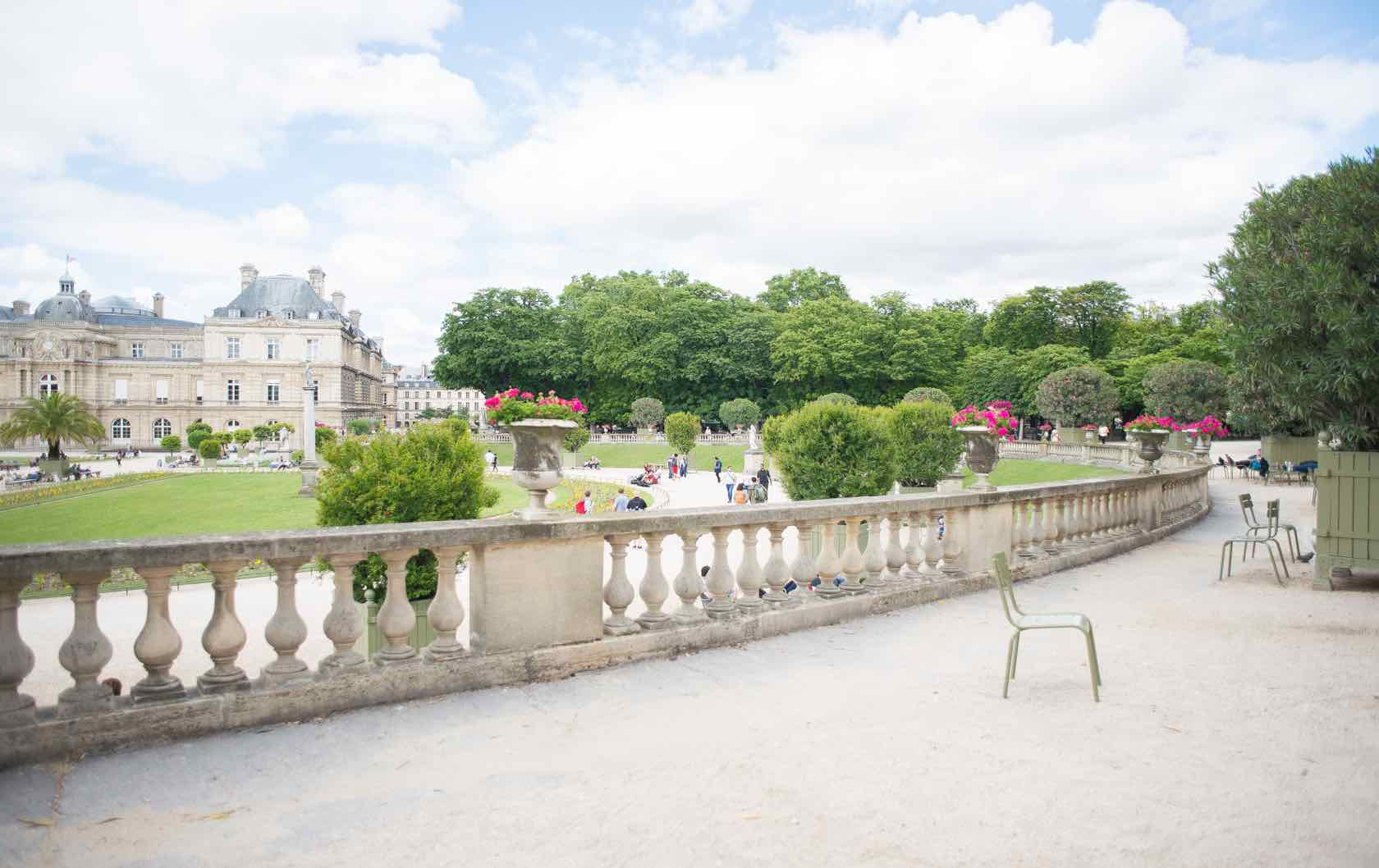 10 of the Best Places to Picnic in Paris by Paris Perfect Jardin du Luxembourg
