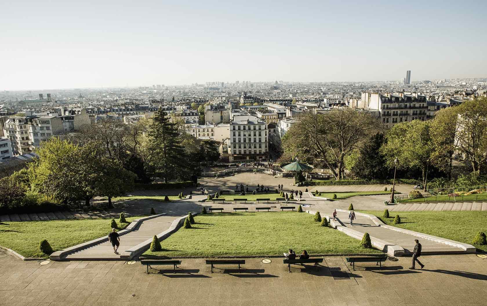 10 of the Best Places to Picnic in Paris by Paris Perfect Parc de la Turlure