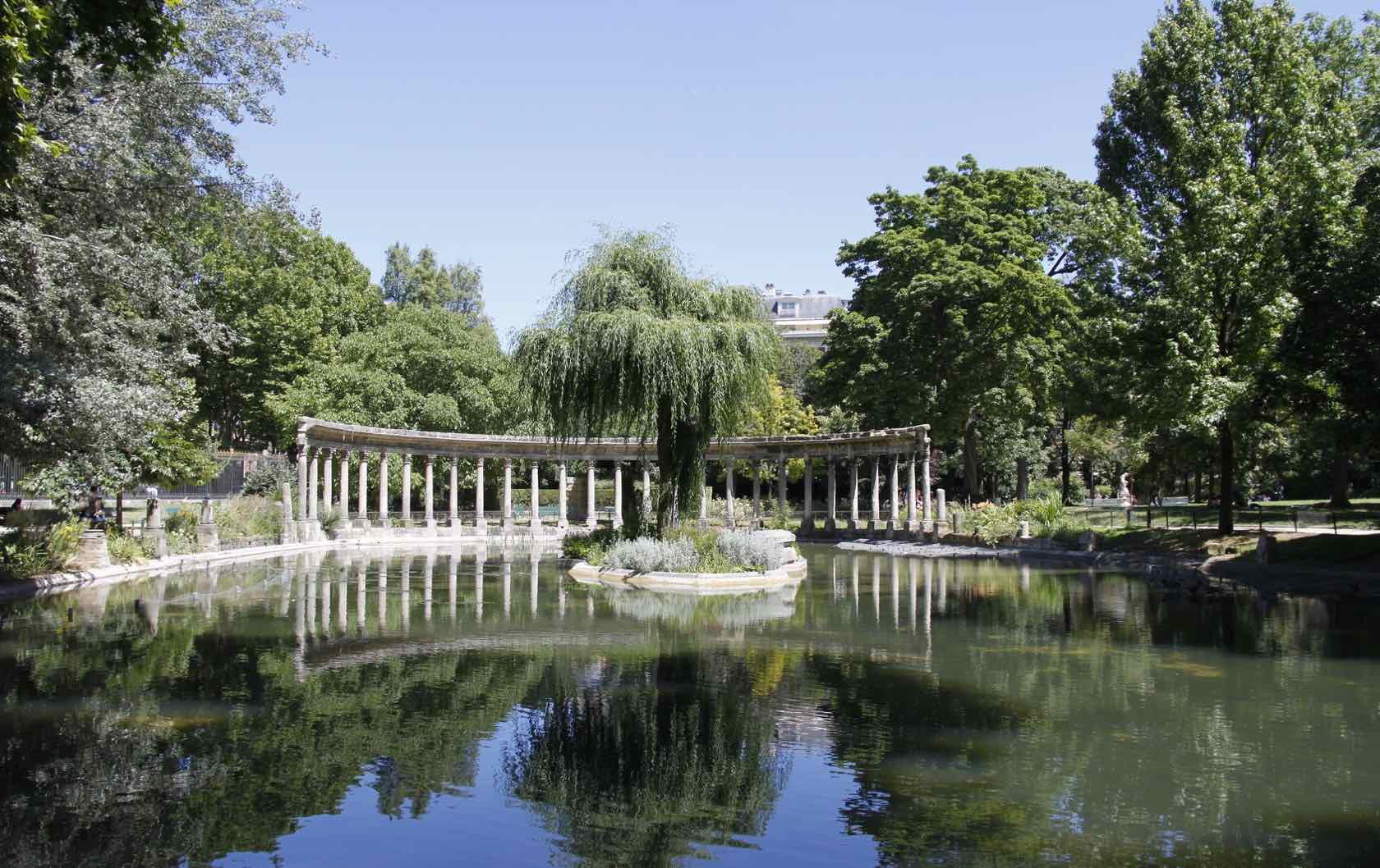 10 of the Best Places to Picnic in Paris by Paris Perfect Parc Monceau