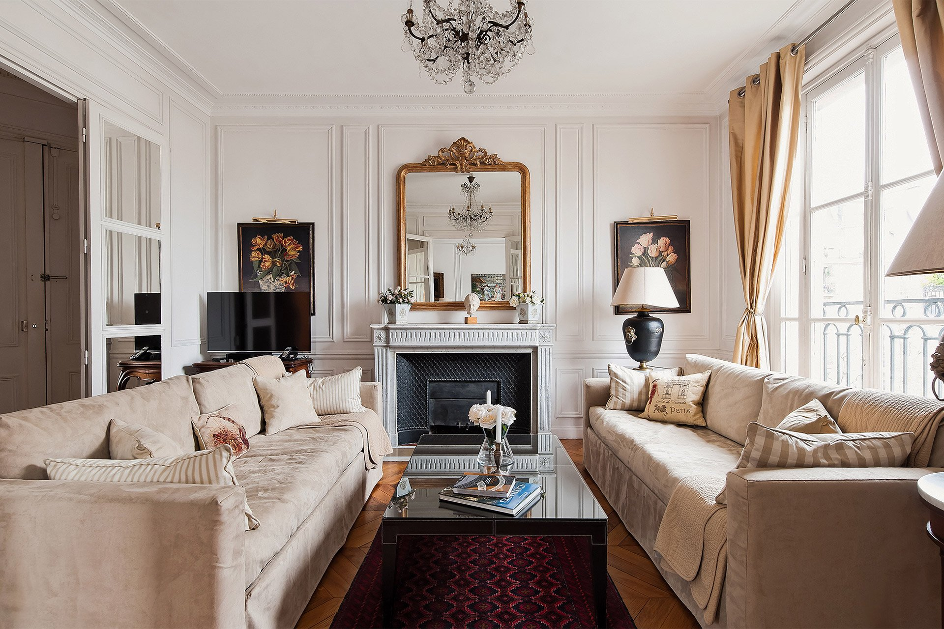 Chateauneuf- 6 Perfect Paris Apartment Rentals for Your Family Vacation by Paris Perfect